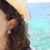 Un sombrero, unos pendientes y a disfrutar del sol... 😎 . A hat, some earrings and to enjoy the sun...  .  @animademallorca Plata de ley made in Mallorca  #cruzmallorquina #islademallorca #cross #fashion #mallorquinament #mediterraneo #trendcomplements #tendencias #joyasdemallorca #slowlife #mallorcajoyas #mallorca #jewerlyhandmade #slowfashion #handmadeinmallorca #baleares #lifestylemallorca #mallorcagram  #mallorcashopping  #slowfashion #madeinmallorca #mallorca2021 #pendientes #trends #pendientesdeplata #summer2021 #summermood #tradicion #summervibes #islademallorca